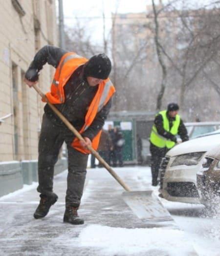 Отвал для т 150к для уборки снега